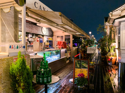 CANAL CAFE(カナルカフェ)