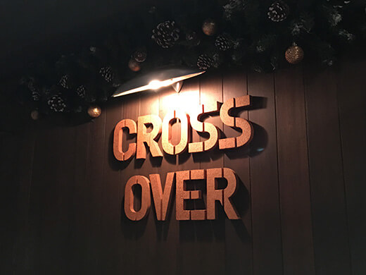 神楽坂 Shot Bar CROSS OVER